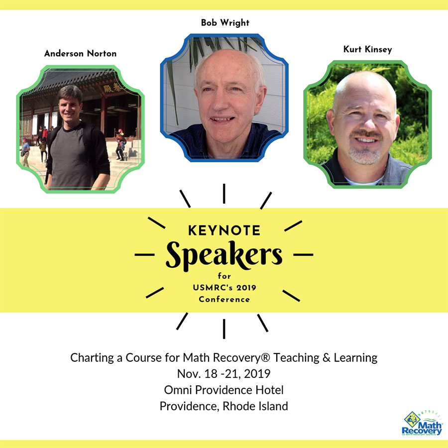 2019 National Conference Keynote Speakers