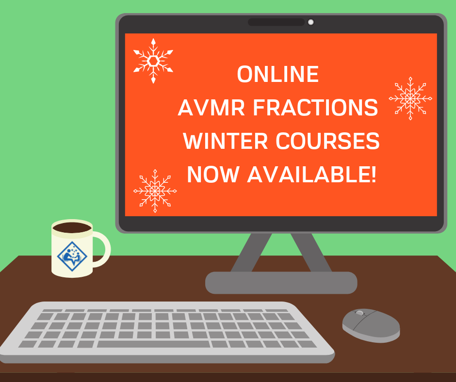 Winter Fractions Courses