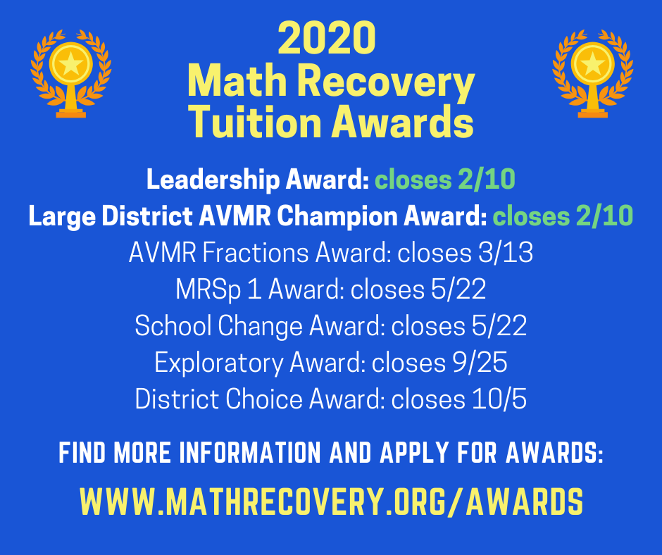 2020 Tuition Assistance Awards