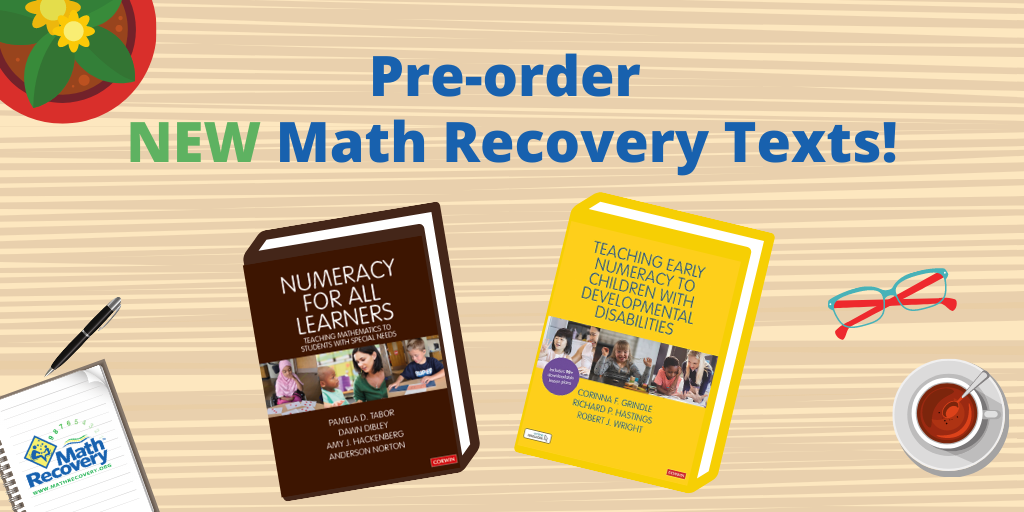 New Math Recovery Texts