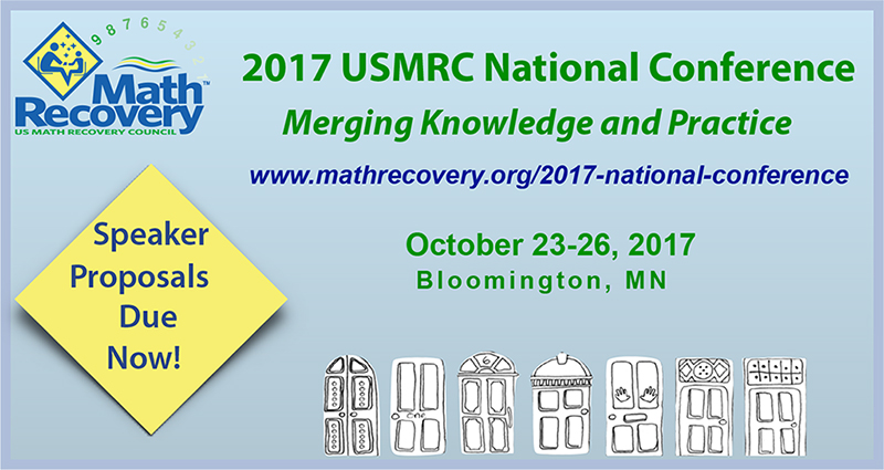 Math Recovery 2017 Conference